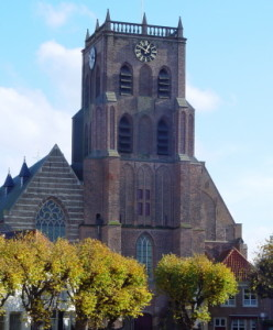 Geertruidenberg, Geertruidskerk